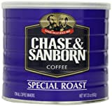 Chase & Sanborn Coffee, Special Roast Ground, 23 Ounce