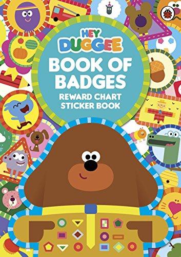 Hey Duggee: Duggee's Book of Badges: Reward Chart Sticker Book