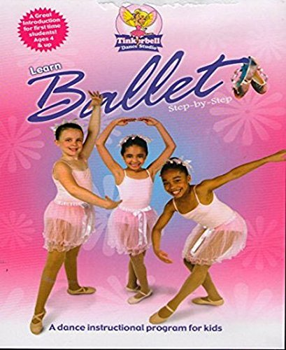 Tinkerbell's Learn Ballet Step by Step