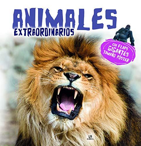 Animales Extraordinarios: 2 (Flaps Gigantes)