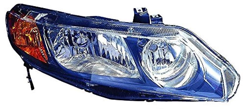 Depo 317-1147R-UC2Y Head Lamp Unit (Capa Certified, Passenger Side)