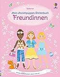 Mein Anziehpuppen-Stickerbuch:...