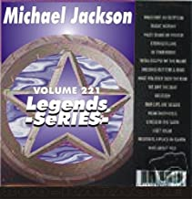 Michael Jackson Five 18 Song Karaoke CDG Legends #221