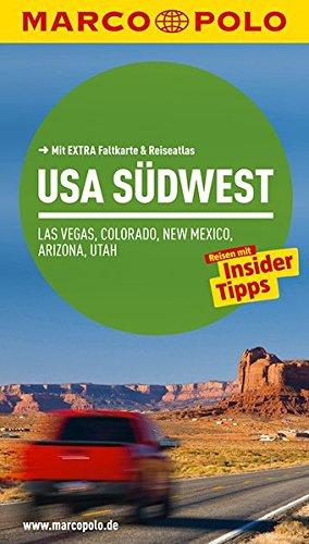 Preisvergleich Produktbild MARCO POLO Reiseführer USA Südwest,  Las Vegas,  Colorado,  New Mexico
