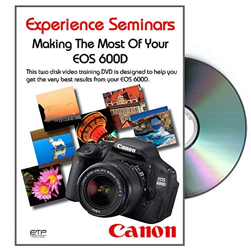 Making The Most Of Your Canon EOS 600D Camera Training DVD