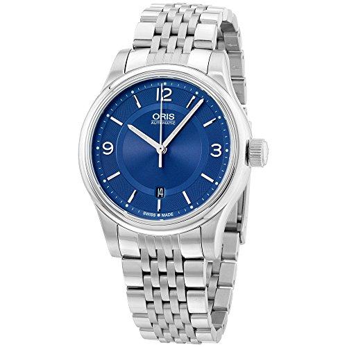 Oris 01.733.7594.4035-07.82061 Herrenuhr Classic Date Armbanduhr