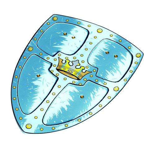 BestSaller 32.5 x 44 cm Couronne Kings Shield (Multicolore)