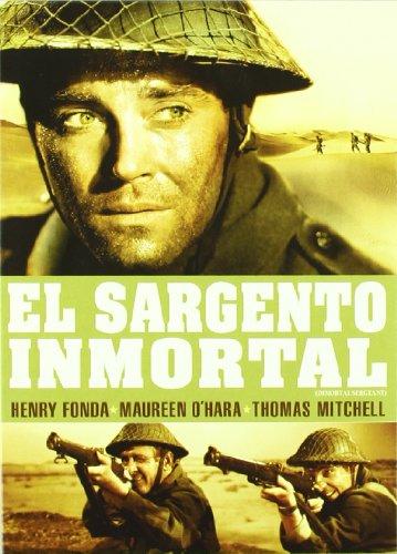 El Sargento Inmortal [DVD]