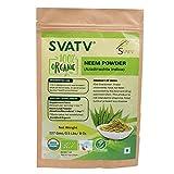 SVATV Neem-Pulver (Azadirachta Indica) 1/2 LB, 08 oz, 227 g USDA zertifiziert Bio -