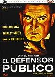 Cine Negro RKO: El Defensor Público - Edición Especial (Contiene Libreto Exclusivo De 24...