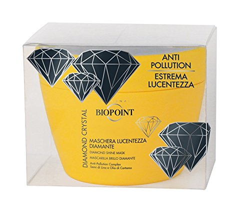 Biopoint Diamond Crystal Maschera - 200 ml