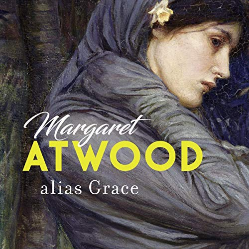 alias Grace audiobook cover art