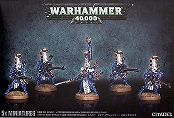 Warhammer 40k  Craftworlds Eldar Dire Avengers