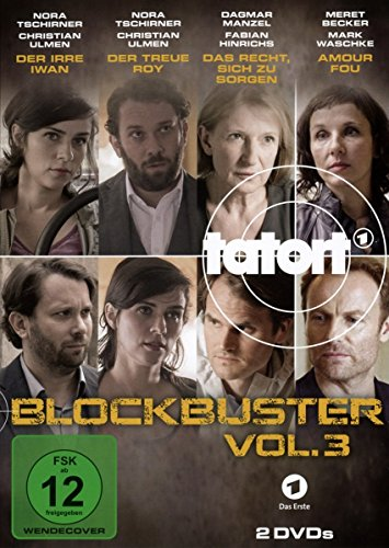 Tatort - Blockbuster Vol. 3 [2 DVDs]