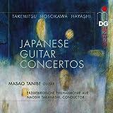 Japanese Guitar Concertos - Masao Tanibe