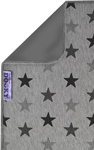 Dooky Manta estrellas gris