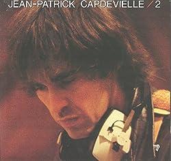 Jean-Patrick Capdevielle: 2 LP VG+/NM Canada CBS PFC 90629