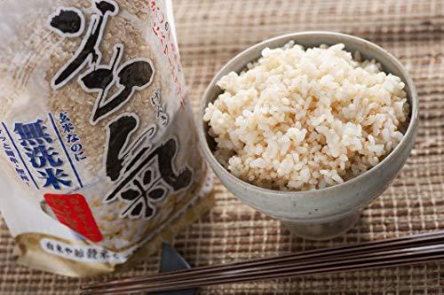 川島米穀店『発芽玄米元氣(げんき)』