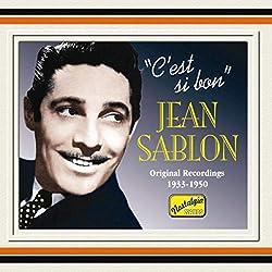 Sablon, Jean: C Est Si Bon (1934-1950)