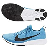 Nike Zoom Fly Flyknit Men's Running Shoe Blue Orbit/Black-White-Photo Blue 10.5
