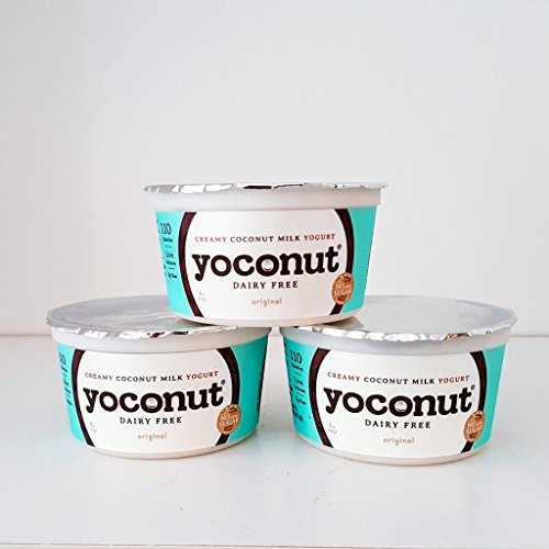 Yoconut Dairy Free Coconut Yogurt - Original