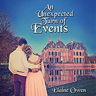 An Unexpected Turn of Events     Longbourn Unexpected, Book 3              By:                                                                                                                                 Elaine Owen                               Narrated by:                                                                                                                                 Verona Westbrook                      Length: 10 hrs and 36 mins     9 ratings     Overall 4.6