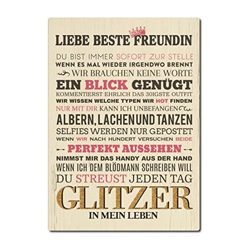 Geburtstagskarten Spruche Fur Die Beste Freundin.Geburtstagskarte An Freundin Geburtstagsspruche Bester