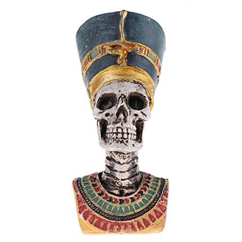 SM SunniMix Objet de Decoration Figurine Egypte Art Artisanat