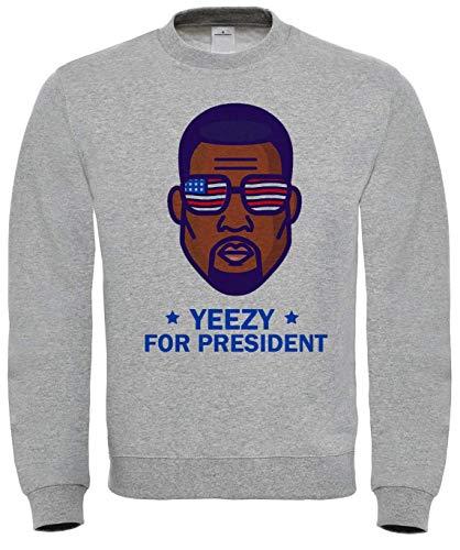 Benefitclothing Yeezy for The President Sweatshirt