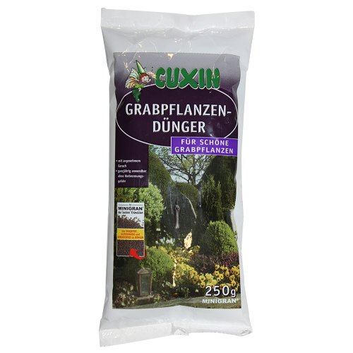 Cuxin Grabfplanzendünger Minigran, 250 g