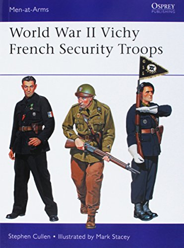 Price comparison product image World War II Vichy French Security Troops (Men-at-Arms)