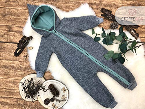 Walk Overall, Jumpsuit, Outdoor Overall, Kinder Overall, Größe 92