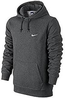 Mens Club Pull Over Hooded Sweatshirt