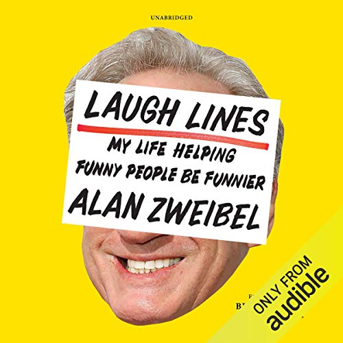 Laugh Lines  By  cover art