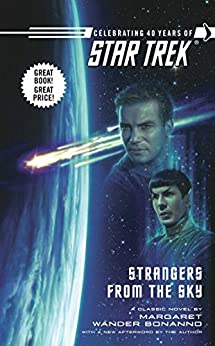 Strangers From The Sky (Star Trek: The Original Series) by [Margaret Wander Bonanno]