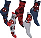 Spiderman Marvel Avengers 5er Pack Socken 31-34