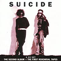 Second Album + The First by SUICIDE (1999-05-04)