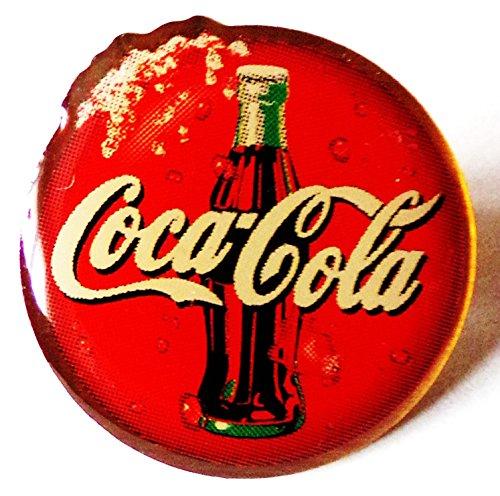 Coca Cola - Logo - Pin 20 mm
