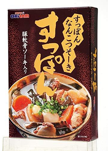 すっぽん汁(豚軟骨ソーキ入り) 400g ×3箱