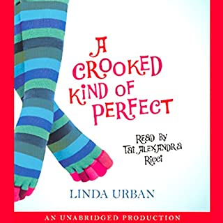 A Crooked Kind of Perfect audiobook cover art