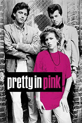 Pretty In Pink Movie Poster Frameless Gift 12 x 18 inch(30cm x 46cm)-S-172