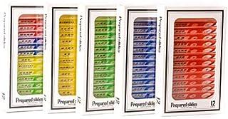 RETYLY Cadeau danniversaire Microscope Pr/épar/é en Plastique /éducatif D/étudiant denfants 12Pcs Diapositives Sp/écimen Biologique pour Jouet Microscope pour Enfants