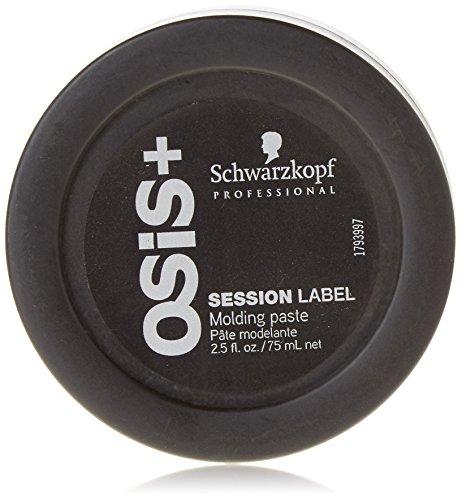 Schwarzkopf Professional Osis+ Session Label Molding Paste 75ml