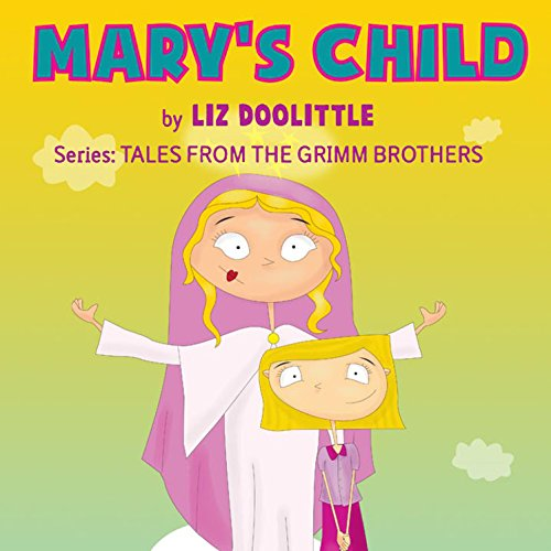 Mary's Child audiobook cover art
