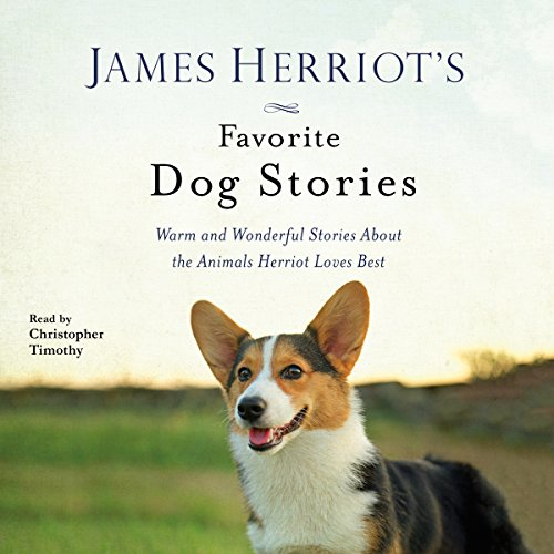 James Herriot's Favorite Dog Stories cover art
