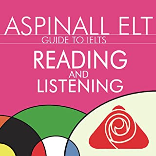 IELTS Reading and Listening audiobook cover art