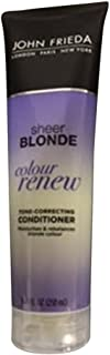 John Frieda Sheer Blonde Color Renew Condicionador 250ml
