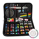 Sewing Kits for Adults, 172 Premium Sew kit for Home, Travel, Portable Mini Sewing Kit for Beginners, Kids, Emergency, DIY, AKARUED Hand Sewing kit Including Needle and Thread, 38 XL