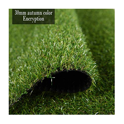 Artificial Grass Turf Lawn - 2m5m Indoor Outdoor Garden Lawn Landscape Synthetic Grass Mat (Size : 2m4m)