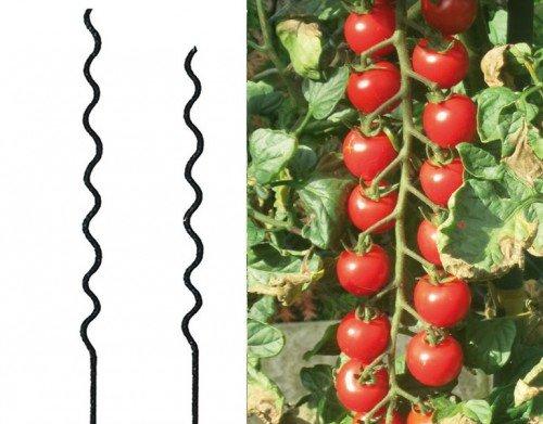 Tomatenspiralstab Größe wählbar verzinkt 10 Stück [150 cm]